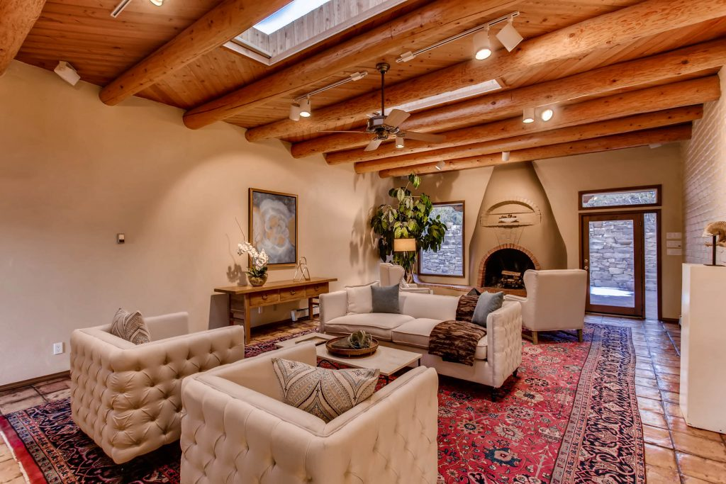 Your Barker Realty Associate Broker Is Also A Great Source Of Information  About Santa Fe Home Styles. Ask Us Anytime!