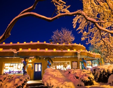 Four Stunning Christmas Events In Around Santa Fe Barker Realty